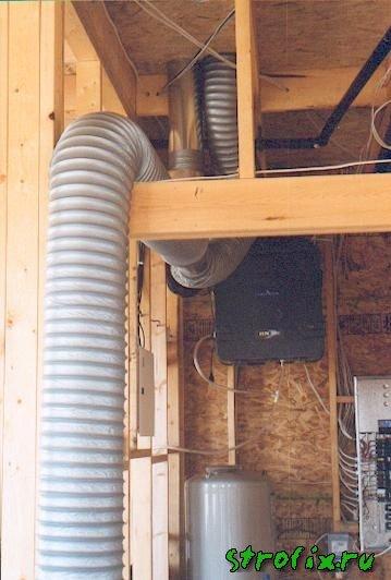 Вентиляция в частном деревянном доме своими руками 181