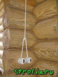 Схема электропроводки в частном доме ...