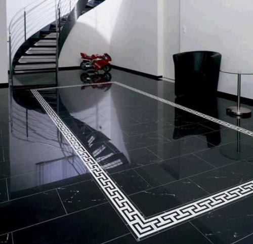 плитка напольная для коридора